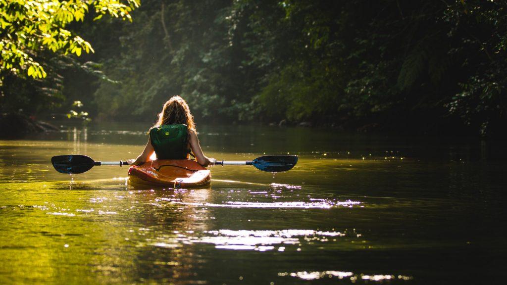 kovalam kayaking