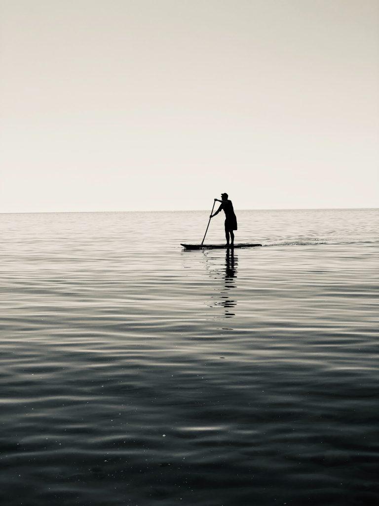 kovalam stand up paddling